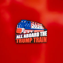 Load image into Gallery viewer, Trump Train 2020 Magnet