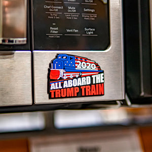 Trump Train 2020 Magnet