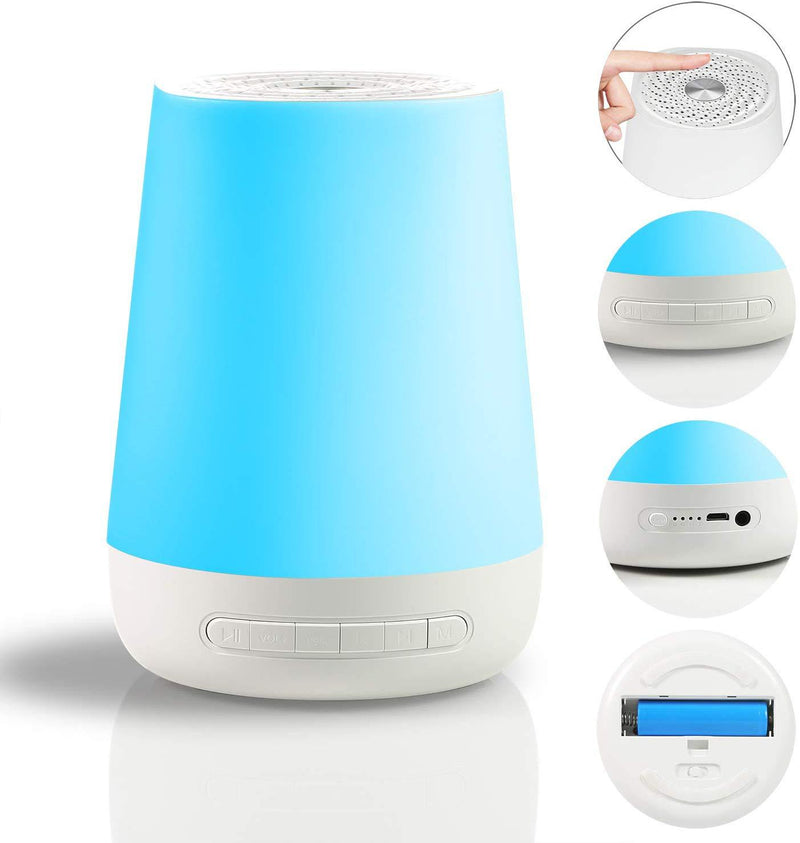 Portable White Noise Baby Rest Sleep Sound Machine