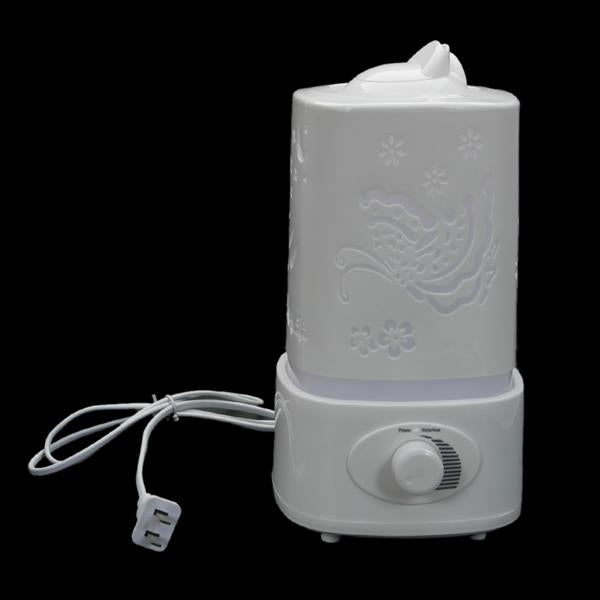 Mini Ultrasonic Atomization Night Light Aromatherapy Household Humidifier 110V US Standard