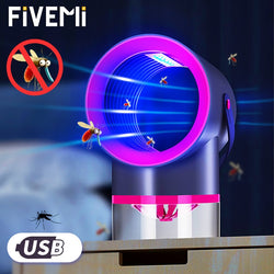 USB Electric Mosquito Killer Lamp  Photocatalysis Mute Home LED Trap Lamp