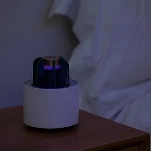 Cute Electric Cactus Mosquito Killer Lamp Chemical-Free USB Movable Portable Repellent Insect Trap UV Light