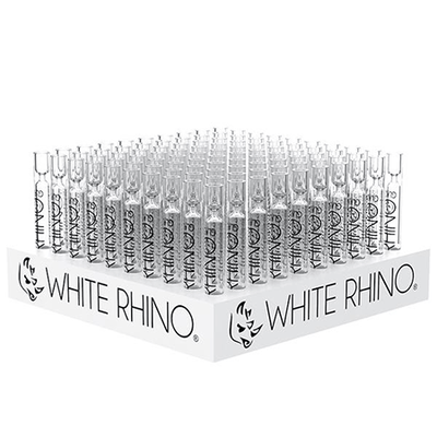 White Rhino Glass Chillium