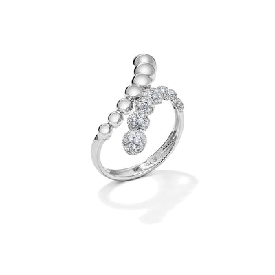 Star Sparkle Diamond Ring