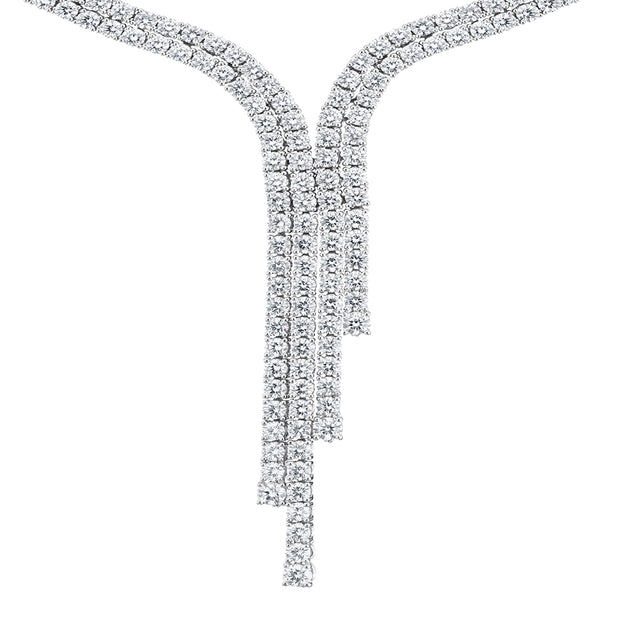 Eternal Diamond Necklace