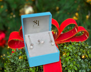 Moonlight Diamond Earrings