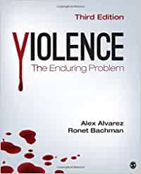 CRM601 - Alvarez Violence 3E (USED Old Edition)