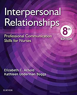 Arnold - Interpersonal Relationships 8E (USED)