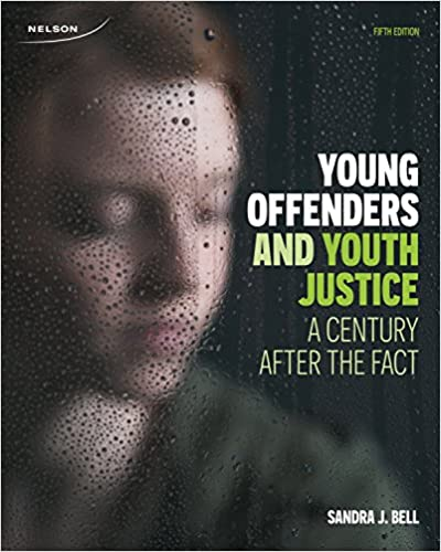 Bell Young Offenders and Youth Justice 5E (USED)