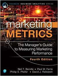 MKT300 - Bendle Marketing Metrics 4E