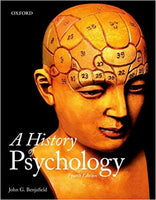 PSY731 - Benjafield A History of Psychology 4E