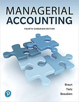 AFA200 - Braun Managerial Accounting 3E (Hardcover)