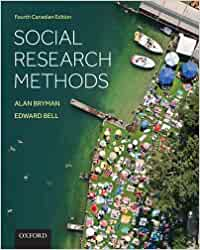 Bryman Social Research Methods 4E (USED Old Edition)