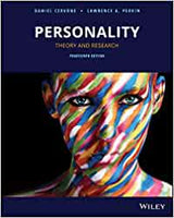 PSY505 - Cervone Personality: Theory and Research 14E