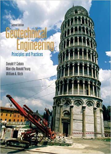 CVL434 - Coduto Geotechnical Engineering 2E