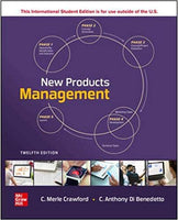MKT723 - Crawford New Products Management ISE 12E