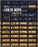LAW529 - The Law of Work 2E
