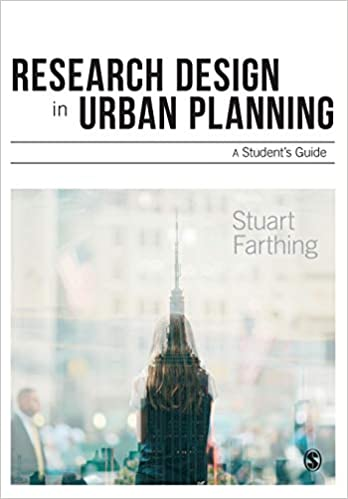 PLG600 - Farthing Research Design in Urban Planning