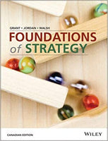 Grant Foundations of Strategy