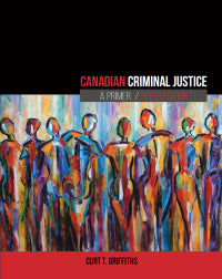 CRM100 - Griffiths Canadian Criminal Justice 6E (USED)