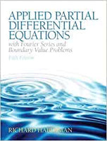 MTH712 - Haberman Applied Partial Differential Equations 5E