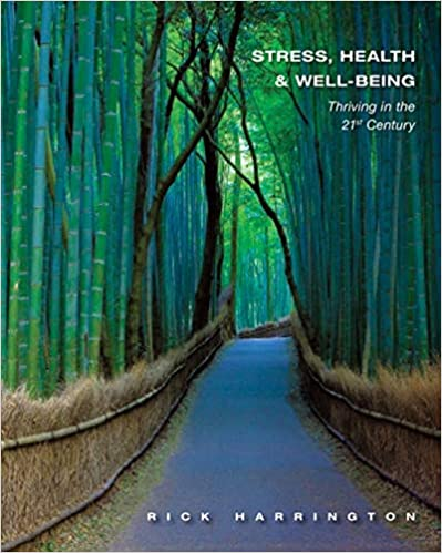 Harrington Stress, Health & Well-Being (USED)