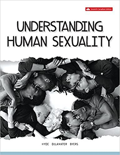 PSY621 - Hyde Understanding Human Sexuality 7E