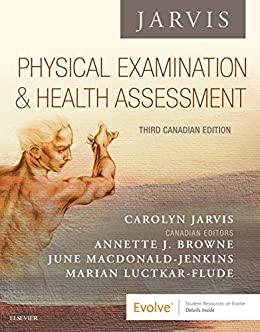 Jarvis Physical Examination & Health Assessment 3E