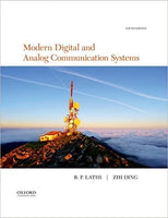 ELE635 - Lathi Modern Digital and Analog Communication 5E