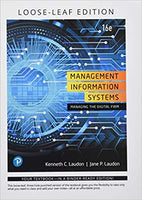 ITM102 - Laudon Management Information Systems 16E