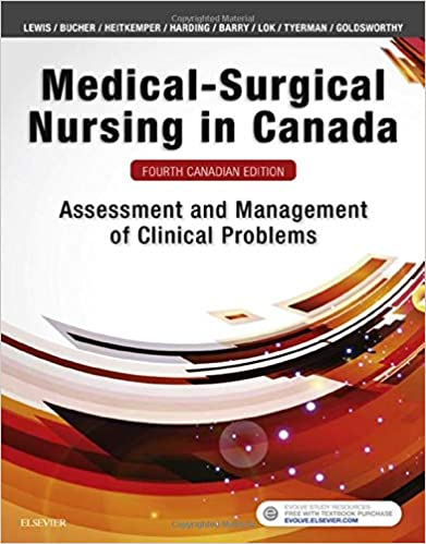 Lewis - Medical-Surgical Nursing in Canada 4E