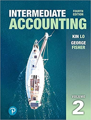 ACC514 - Lo Intermediate Accounting V2 (Paperback) 4E