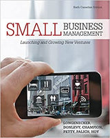 ENT505 - Longnecker Small Business Management 6E