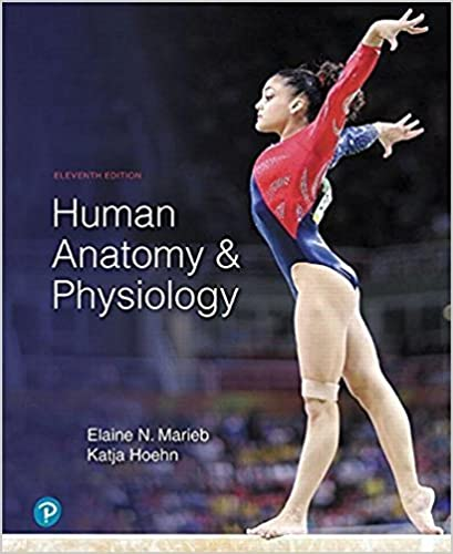 Marieb Human Anatomy & Physiology 11E