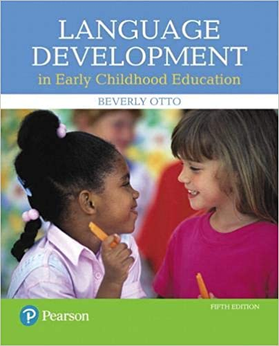 CLD206 - Otto Language Development 5E