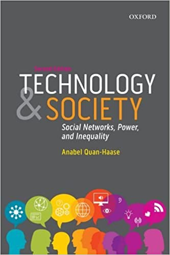 POL507 - Quan-Haase Technology & Society 2E (USED)