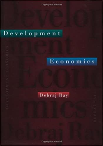 ECN503 - Ray Development Economics