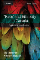 "SOC507 - Satzewich ""Race"" and Ethnicity in Canada 4E"