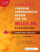NSE22A - Silvestri Saunders Canadian Comprehensive Review NCLEX-RN