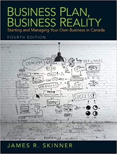 Skinner Business Plan, Business Reality 4E