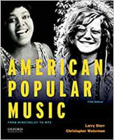 MUS505 - Starr American Popular Music 5E (USED)