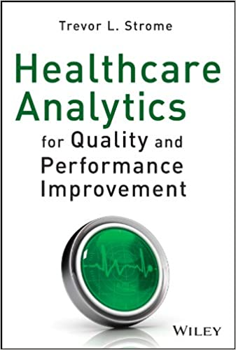 HSM437 - Strome Healthcare Analytics for Quality and Performance Improvement