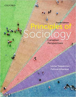 Tepperman Principles of Sociology 4E