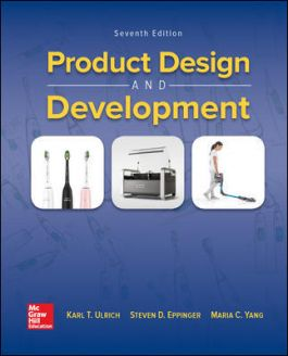 GMS528 - Ulrich Product Design and Development 7E