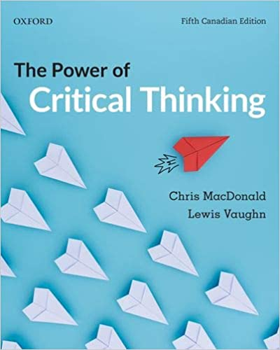 Vaughn The Power of Critical Thinking 5E