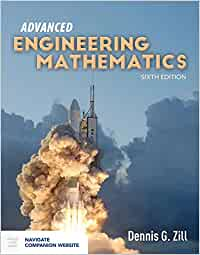 MTH312 - ZILL Advanced Engineering Mathematics + Student Solutions Manual 6E