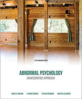PSY606 - Barlow Abnormal Psychology 5E