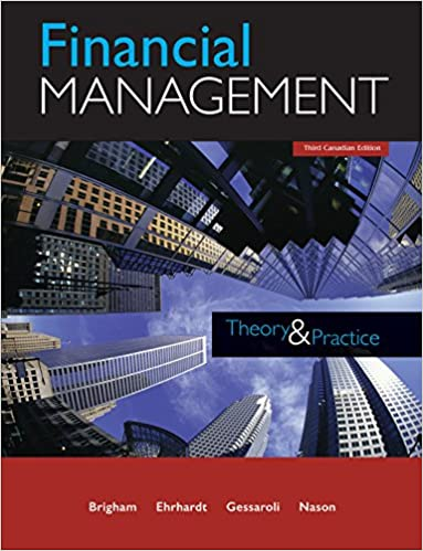 AFF210 - Brigham Financial Management 3E (Hardcover)