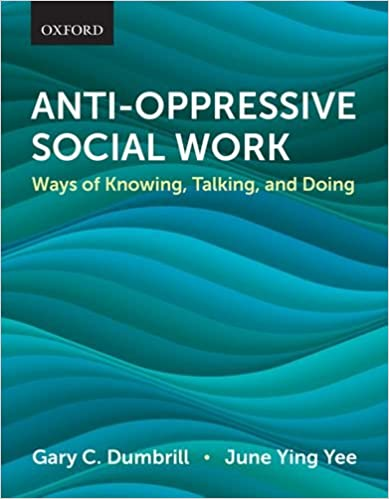 SWP132 - Dumbrill Anti-Oppressive Social Work