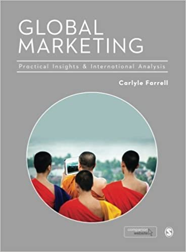 GMS522- Farrell Global Marketing (USED)